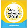 Website van het jaar 2016